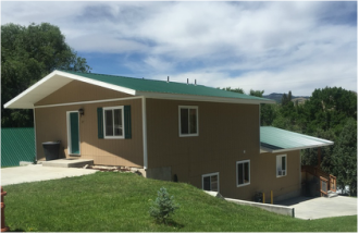 Booth Street Duplex for Rent in Lava Hot Springs, Idaho