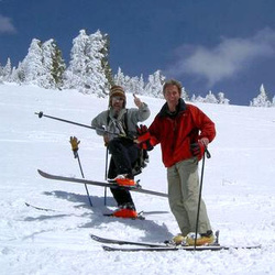 Skiing at Pebble Creek Ski Area