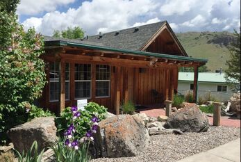 Rustic Inn Vacation Home in Lava Hot Springs Idaho